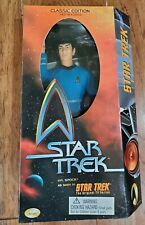 Star TREK TV first in Series MR SPOCK CLASSIC EDITION ACTION FIGURE 12 IN DOLL