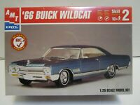 AMT ERTL '66 BUICK WILDCAT 1/25 SCALE MODEL KIT ***FACTORY SEALED***