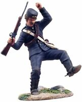 W Britain Soldiers 20080 Zulu War British Natal Mounted Police Wounded No 1