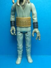 VINTAGE STAR WARS KENNER ACCESSORY-SQUID HEAD CUSTOM BELT..GOLD RUBBER