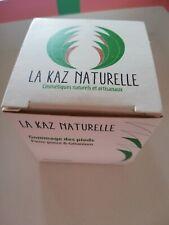 La Kaz Naturelle Gommage Des Pieds Pierre Ponce Et Citron 60 Grs Vegan Bio Neuf