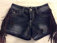 Petrol (Boot Barn) Women's Jean Shorts Size 00 Waist 25 Nwt