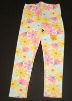New Cat & Jack Girls Capri Leggings Floral 3T 4T 5 S 6 6x M 7 8 L 10 12 XL 14 16