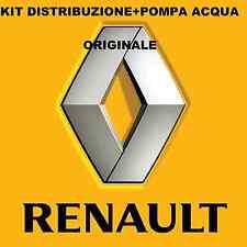 KIT DISTRIBUZIONE+POMPA ORIGINALE RENAULT CAPTUR 1.5DCi 90 66Kw-K9K 6  06/13->