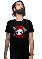 Final Girl Survival Squad Halloween Black T-Shirt Jason Voorhees Horror Movie