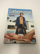 CALIFORNICATION : THE FIRST SEASON (1st) DVD BOXSET