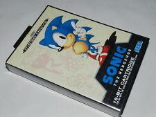 SONIC the Hedgehog  SEGA Megadrive Spiel  in guten Zustand