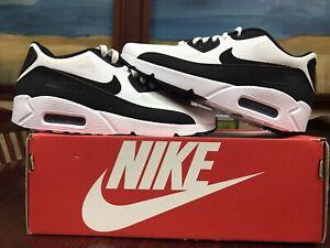 Dejar abajo Extraordinario incondicional  Las mejores ofertas en Nike Air Max 90 Blanco Zapatos deportivos para  hombres | eBay