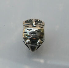New Authentic Pandora Charm 791863CZ Sterling Silver Pandora Owl Box Included