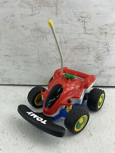 Vintage 1990 TOMY 'Little R/C Buggy' Car No Remote, Untested