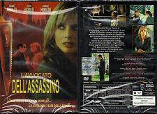 L'AVVOCATO DELL'ASSASSINO - DVD (NUOVO SIGILLATO) EDITORIALE
