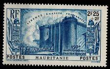 MAURITANIE : RÉVOLUTION n°104, Neuf * = Cote 13 € / Lot Timbre COLONIES
