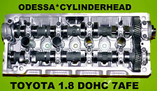 NEW TOYOTA 1.8 DOHC #7AFE COROLLA CELICA CYLINDER HEAD