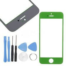 Front Screen outer Glass replacement part for Iphone 5 5g 5th gen with tool USA