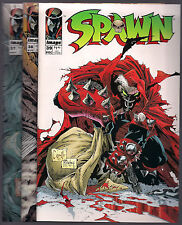 Spawn #37, 38, and 39 ( 3 comic lot) - VF/NM