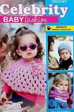 Crochet Celebrity Baby Fashion Patterns Leisure Arts