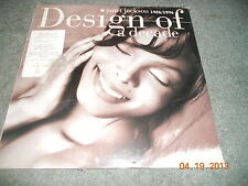 Janet Jackson - Design Of A Decade 1986-1996 LP vinyl record NEW sealed RARE