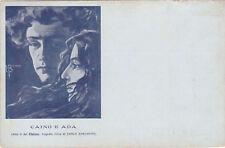 * LUIGI BOMPARD - Caino e Ada, tragedia lirica