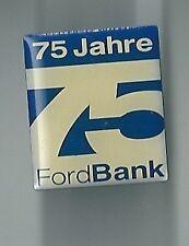 Ford Bank PIN NEU!!