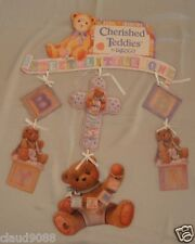 """CHERISHED TEDDIES """"SWEET LITTLE ONE  BABY MOBILE"""" 287474 NEW"""