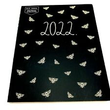 Rae Dunn 2022 Planner Bumblebee Aug 2021 To Jul 2022 Busy Bee Monthly And Weekly