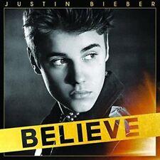 Justin Bieber Believe and Vinyl 0602547695888