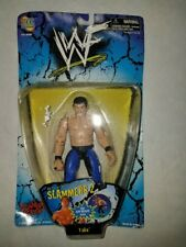 WWF Slammers 2 Taka Action Figure From Jakks Pacific 1998               NEW t948