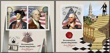 George Washington Masons US Presidents Freemasonry MNH stamps set