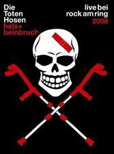 Die Toten Hosen - hals + beinbruch (2008) DVD - original verpackt - Neuware -