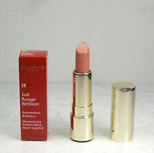Clarins Joli Rouge Brillant Moist Perfect Shine Sheer  Lipstick 28 Pink Praline