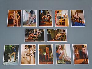 Roy Stuart  - 12 Postkarten Postcards - Set #3 (Akt Erotik Kunst Nude Erotic)