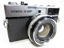"""Excellent++"" Olympus 35 SP Range finder Camera MF Zuiko 1:1.7 42mm 6261"