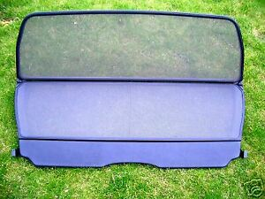 "OEM BMW E36 3-Genuine WIND DEFLECTOR "" very good conditions"""