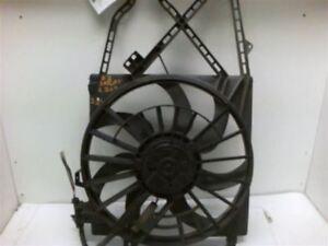 Radiator Fan Motor Fan Assembly Rear Engine Fits 00-05 SATURN L SERIES 107152