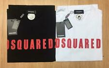 BNWT Dsquared Printed T-shirts, white and Black DSQ t-shirts,