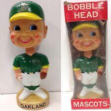 1974 Oakland A's Athletics California   Nodder Bobblehead Vintage Baseball