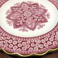 Spode Primrose Rose Bread & Butter Plate