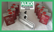 AUDI CVT 0AW A4,A5,A6,A7 filter oil set chain FULL CHANGE Multitronic 2,gearbox