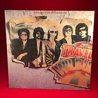 TRAVELING WILBURYS Volume One 1988 UK Vinyl LP + INNER EXCELLENT COND original