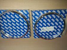 Austin Healey Sprite Chrome Headlamp Rings