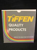 Tiffen hk377 star 4pt 3mm Camera lenses Filter FREE FAST SHIPPING