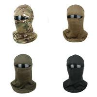 TMC Metal Mesh Balaclava Tactical Paintball Full Face Mask Head Scarf Neck Warm