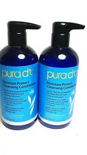 2 PURA D'OR  Moisture Protect Cleansing Conditioner Lot of 2