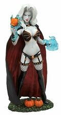 Lady Death II Femme Fatales Figure Statue Diamond Select NEW SEALED