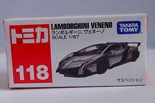 Takaratomy Tomica #118 Lamborghini Veneno 1 67 Diecast Car