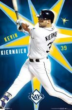 Kevin Kiermaier SUPERSTAR Seattle Mariners MLB Baseball Superstar Wall POSTER