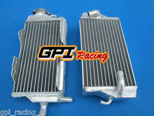 aluminum radiator FOR Honda CR125 CR125R 2 STROKE  2000 2001 00 01