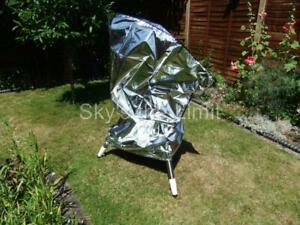 Protective Cover for Solar Scope, Refractor, Reflector & SCT Telescope 120 x 160
