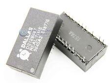 2pcs DS12B887 IC DS12B887 DALLAS Real-Time Clock
