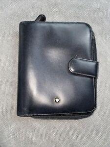 Original Montblanc Portemonnaie mit Brieftasche